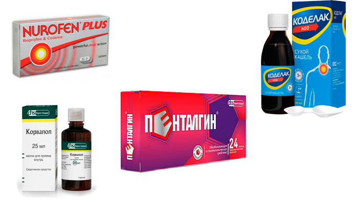 Препараты способные привести к положительному результату ХТИ
