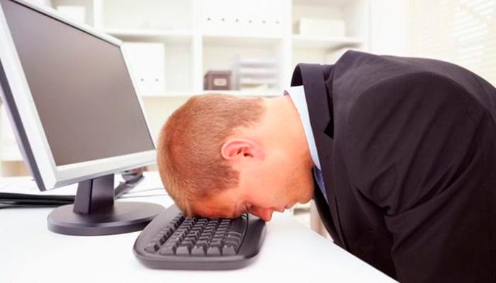 Хроническая усталость в следствии регулярного приема нюхательного табака