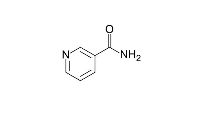 Химическая формула {amp}quot;Ниацина{amp}quot; синтезирующего в организме человека из никотина