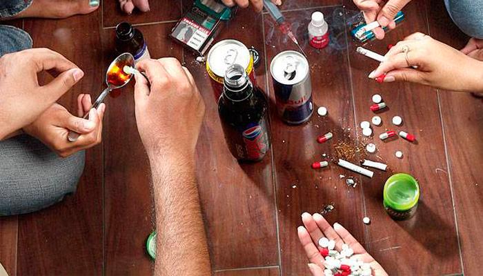 Комплексная наркотическая зависимость