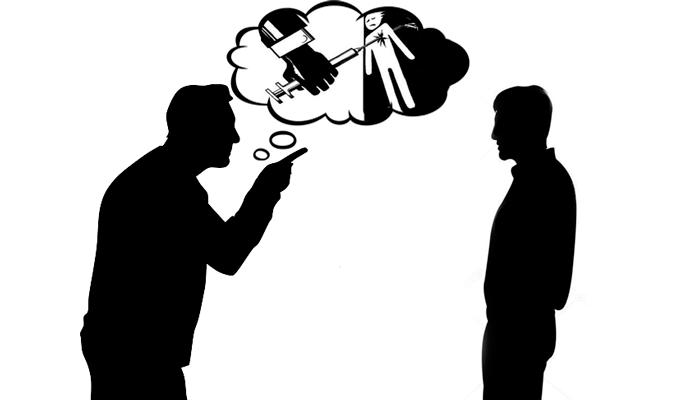 Разъяснение другу о вреде наркотиков