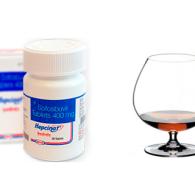 Софосбувир и алкоголь: совместимость антивирусного препарата и спиртного