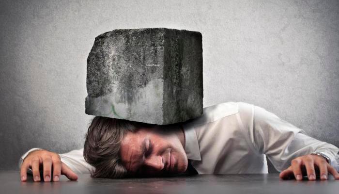 Тяжесть в голове на второй стадии алкогольного синдрома отмены