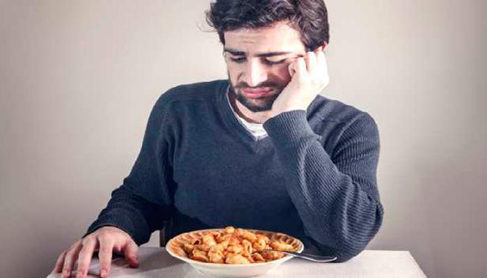 Потеря аппетита при билиарном циррозе печени