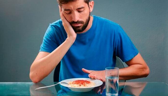 Снижение аппетита, как один из побочных эффектов лекарства Бупропион