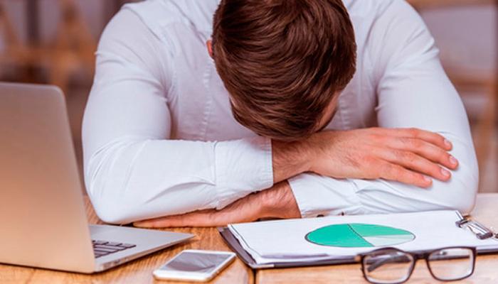 Состояние усталости, как одно из последствий передозировки Бупропионом