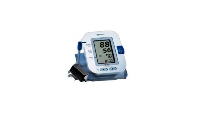 Показатели артериальной гипотензии на аппарате для измерения давления
