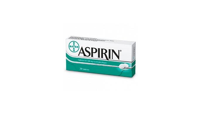 Аспирин в помощь при повышенном давлении