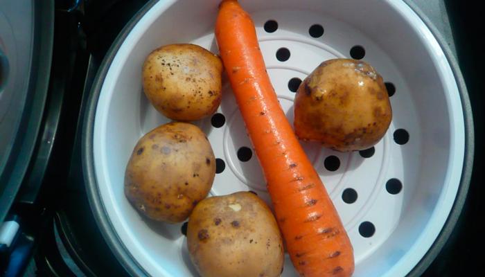 Приготовление еды на пару при мелкоузловом циррозе печени