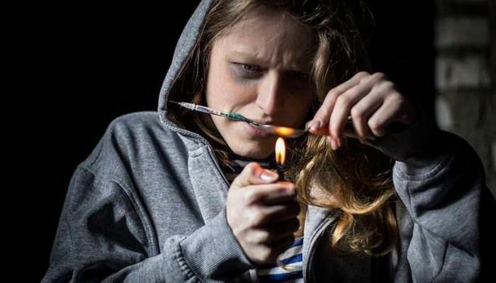 Наркомания у детей