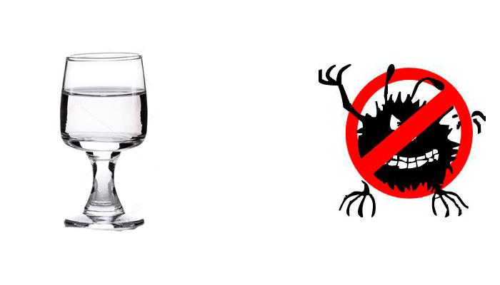 Прием алкоголя при простуде с целью уничтожить инфекцию