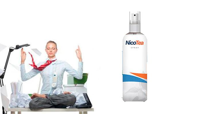 Укрепление нервной системы при применении средства Nicotea