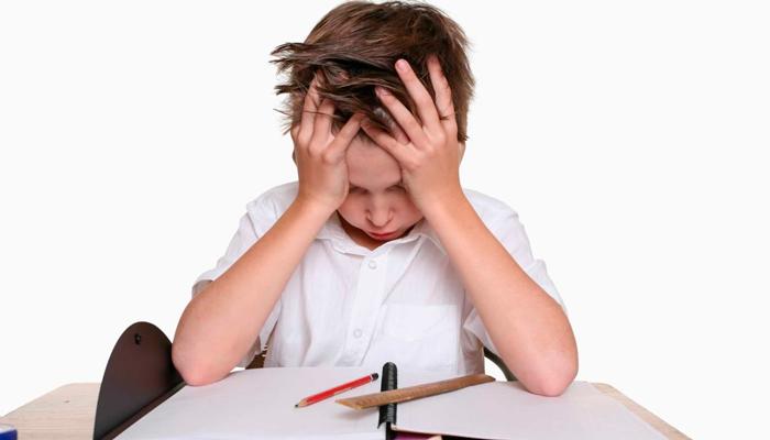 Развитие онихофагии у ребенка из-за стрессов