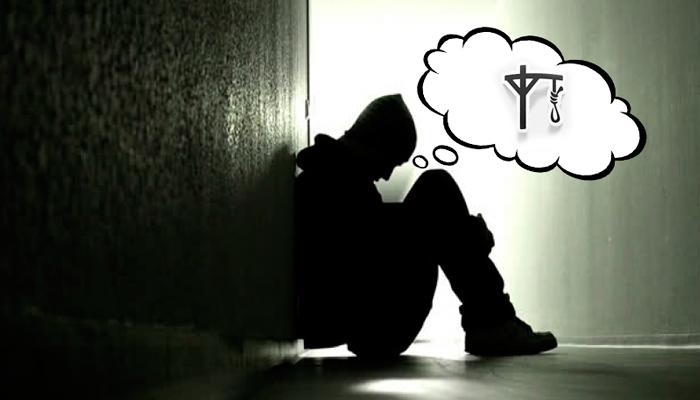Депрессия с мыслями о самоубийстве при хронической интоксикации кокаином