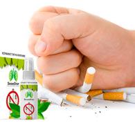 Smokestop спрей для борьбы с курением: состав и особенности применения