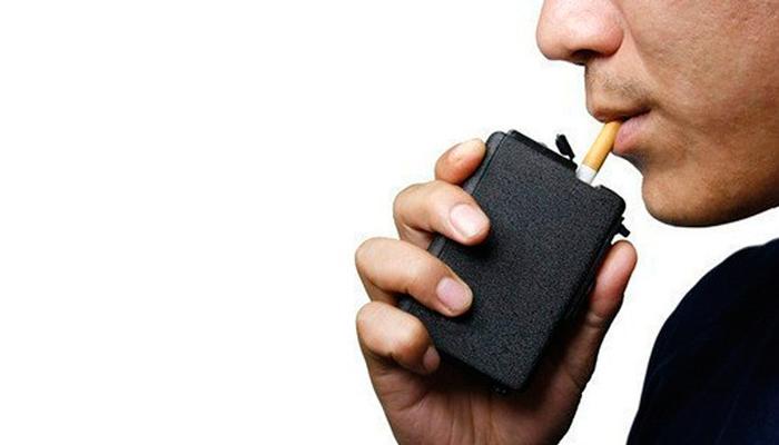 Курильщик-кинестетик