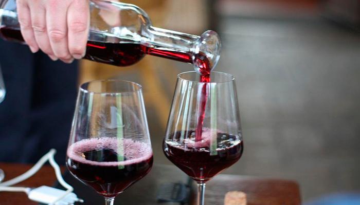 Умеренное потребление алкогольных напитков
