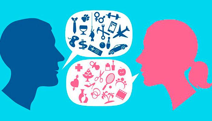 Гендерные стереотипы у мужчин и женщин