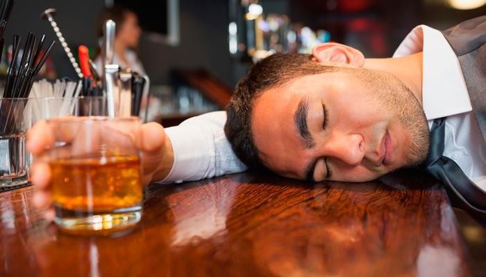 Усиление состояния опьянения при смешивании алкоголя с Цинниризином