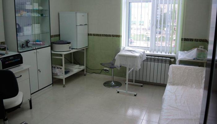 Манипуляционная в медицинском центре «Балтийская жемчужина» Санкт-Петербург