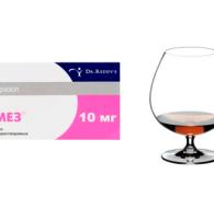 Омез и алкоголь: совместимость противоязвенного препарата и спиртного