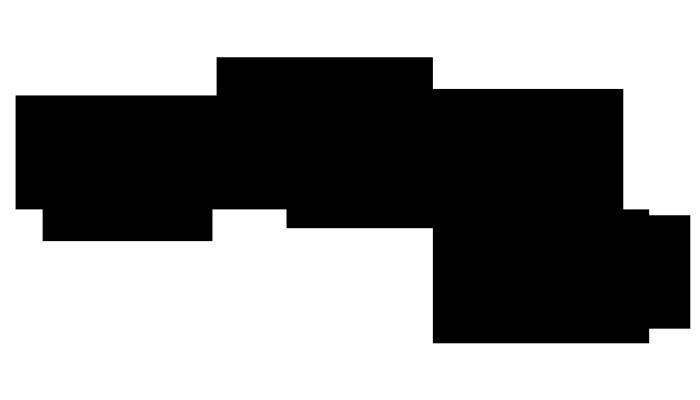 Химическая формула омепразола - действующего вещества препарата Омез