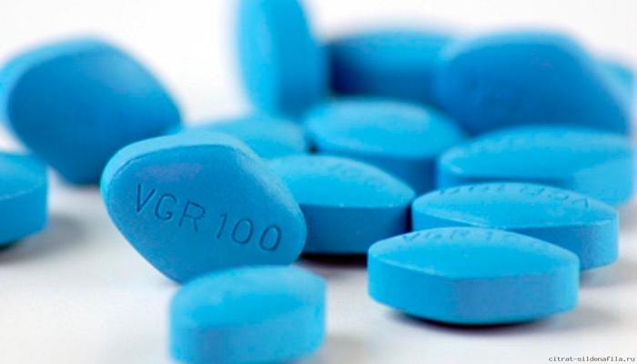 Выпуск лекарственного средства Виагра в таблетках