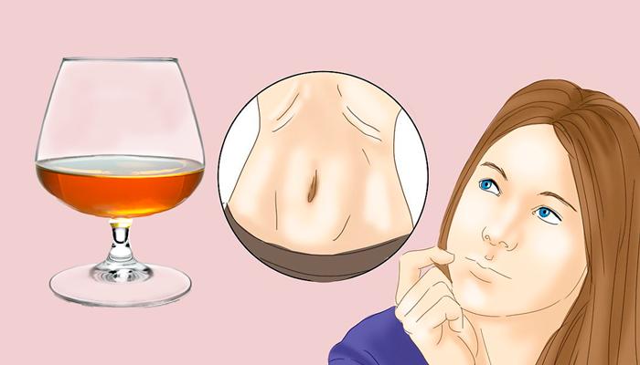 Алкогольная анорексия из-за стремления к идеальной фигуре