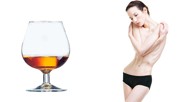 Алкогольная анорексия