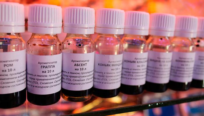 Аллергия на алкогольные напитки из-за наличия в их составе ароматизаторов