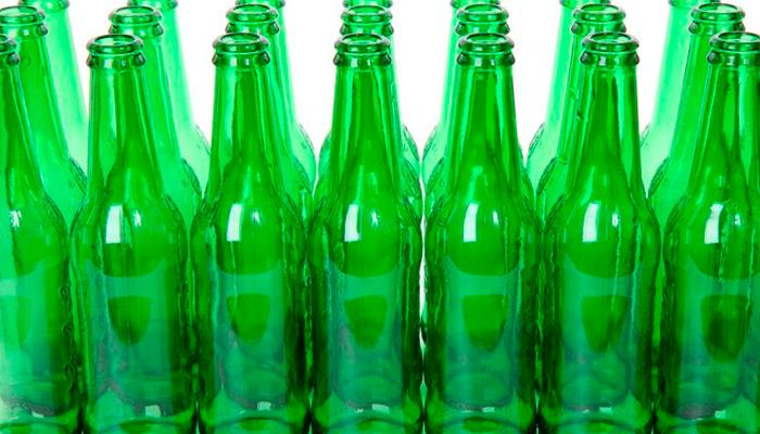 Стеклянные бутылки, как наиболее безопасная тара для пива