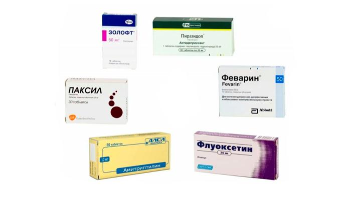 Применение антидепрессантов для устранения зависимости от гашиша