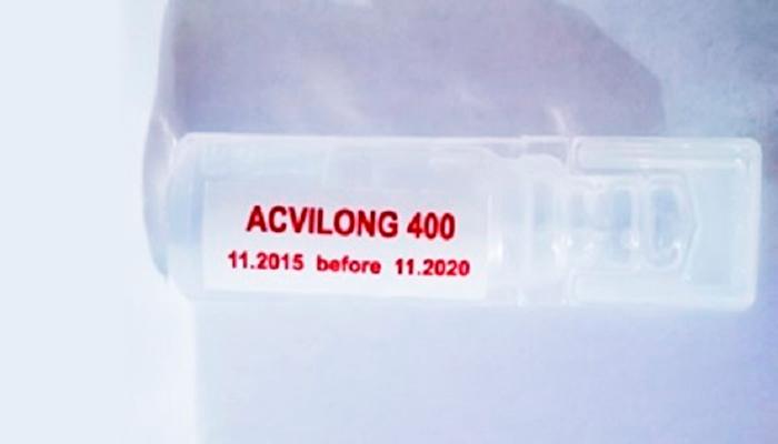 Аквилонг для внутривенного кодирования от алкогольной зависимости
