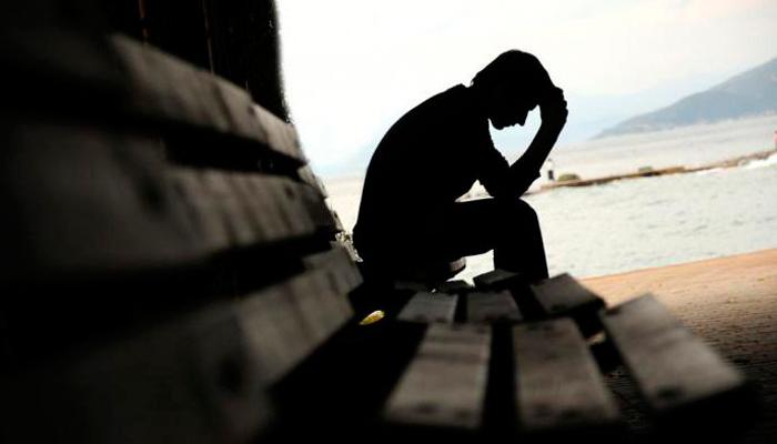 Угнетенное состояние, как один из признаков димедрольной зависимости