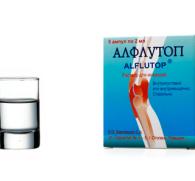 Алфлутоп и алкоголь: совместимость препарата и спиртного