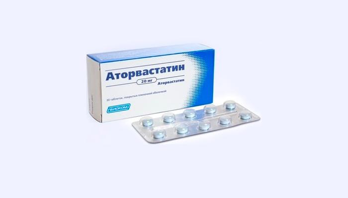 Форма выпуска препарата Аторвастатин