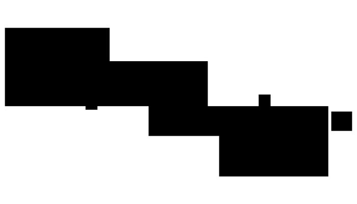Химическая формула амбазона - действующего вещества препарата Фарингосепт