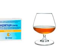 Индометацин и алкоголь: совместимость лекарственного препарата и спиртного