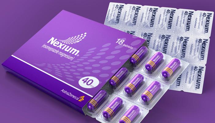 Форма выпуска лекарства Нексиум