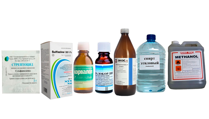 Вещества, при отравлении которыми применяется форсированный диурез