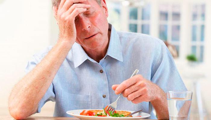Плохой аппетит, как одна из причин неспецифического язвенного колита