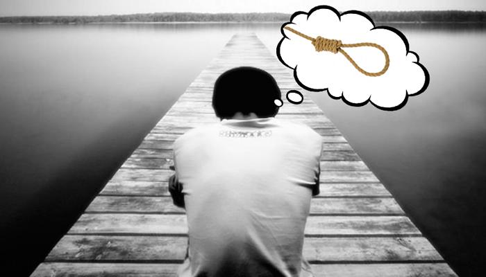 Суицидальные мысли, как одно из последствий регулярного приема наркотика чаррас